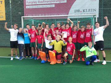 Berliner Meisterschaft Knaben A
