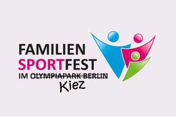 Familiensportfest im Stadion Lichterfelde