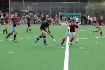 Großes U12 Hockey beim STK Knut Turnier